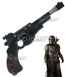 Star Wars Mandalorian Cosplay Weapon Prop