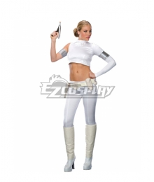 Star Wars Sexy Padme Amidala Cosplay Costume