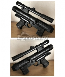Star wars Storm Trooper DLT-19X Sniper rifle Cosplay Weapon Prop