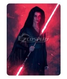 Star Wars: The Rise of Skywalker Dark Rey Cosplay Costume