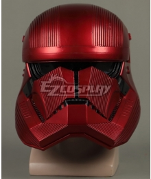 Star Wars: The Rise of Skywalker Sith Soldier Helmet Cosplay Accesory Prop