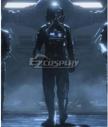 Star Wars tm Squadrons Titan Squadron Tie Fighter Pilot Cosplay Costume