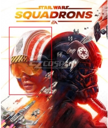 Star Wars tm Squadrons Vanguard Squadron Lindon Javes Helmet Cosplay Accessory Prop