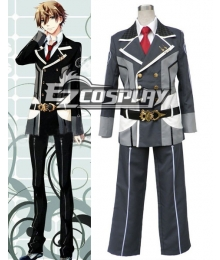 Starry Sky Seigatsu Academy School Male Winter Uniform 1st Cosplay Costume
