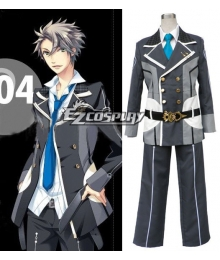 Starry Sky Seigatsu Academy School Male Winter Uniform 3rd Cosplay Costume