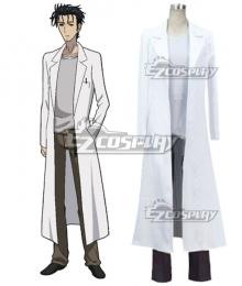 Steins;Gate Steins Gate Rintaro Okabe Cosplay Costume