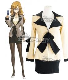 Steins;Gate Steins Gate Zero Moeka Kiryu Cosplay Costume