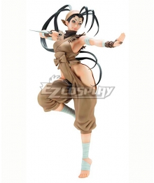 Street Fighter Ibuki Cosplay Costume
