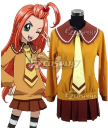 Sugar Sugar Rune Chocolate Cosplay Costume