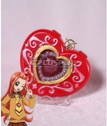 Sugar Sugar Rune Chocolate Necklace Cosplay Accessory Prop