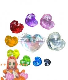 Sugar Sugar Rune Hearts Cosplay Accessory Prop
