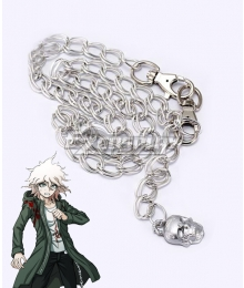 Super Danganronpa 2 Komaeda Nagito Waist chain Cosplay Accessory Prop