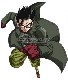 Super Dragon Ball Heroes Vegeta SSGSS Cosplay Costume