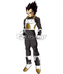 Super Dragon Ball Heroes Vegeta Xeno Cosplay Costume