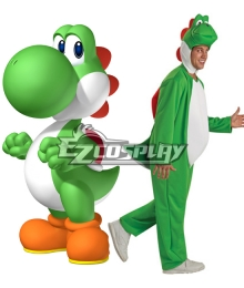 Super Mario Bros Yoshi Adult Cosplay Costume