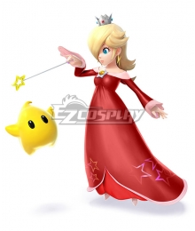 Super Smash Bros Rosalina Palette Swap Cosplay Costume