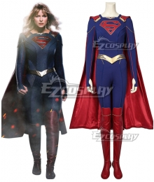 Supergirl Season 5 Kara Danvers Cosplay Costume