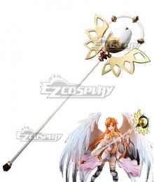 Sword Art Online: Alicization - War of Underworld Asuna Angel Stave Cosplay Weapon Prop