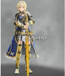 Sword Art Online Alicization Lycori Kirito Prize Cosplay Costume