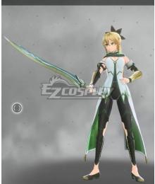 Sword Art Online Alicization Lycori Leafa Kirigaya Suguha Prize Cosplay Costume