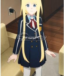 Sword Art Online Alicization SAO Alice School Cosplay Costume