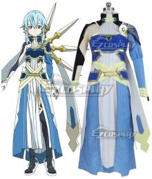 Sword Art Online Alicization SAO Asada Shino Sinon Anime TV Ver. Cosplay Costume