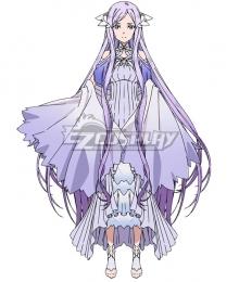 Sword Art Online Alicization SAO Quinella Administrator Cosplay Costume