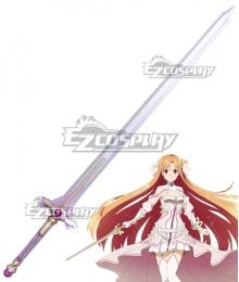 Sword Art Online Alicization Yukki Asuna Yuki Asuna Sword Cosplay Weapon