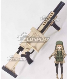 Sword Art Online Alternative: Gun Gale Online Fukaziroh Shinohara Miyu Gun Cosplay Weapon Prop