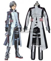 Sword Art Online: Fatal Bullet Itsuki Cosplay Costume