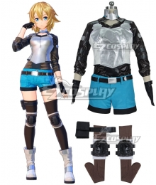 Sword Art Online: Fatal Bullet Philia Cosplay Costume