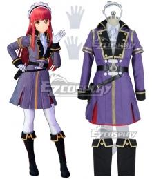 Sword Art Online: Fatal Bullet Rain Cosplay Costume