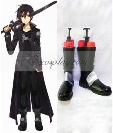 Sword Art Online Kirito Cosplay Shoes
