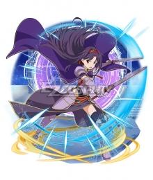 Sword Art Online: Memory Defrag Integrity Knight Zekken Yuuki Cosplay Costume