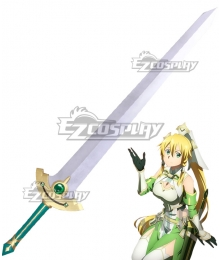 Sword Art Online Alicization War Of Underworld SAO Kirigaya Suguha Leafa Sword Cosplay Weapon Prop