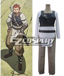 Sword Art Online Teeth King Cosplay Costume