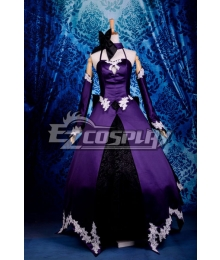 SABER TYPE-MOON-Saber Alter 2nd Ver Cosplay Costume