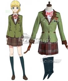 Tada Never Falls in Love Tada-kun wa Koi wo Shinai Teresa Wagner Cosplay Costume