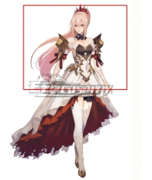 Tales Of Arise Shionne Pink Cosplay Wig