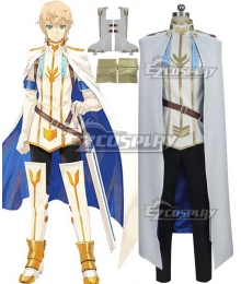 Tales of Berseria Oscar Dragonia Cosplay Costume