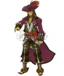 Tales of Berseria Van Aifread Cosplay Costume