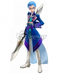 Tales of Graces Hubert Oswell Cosplay Costume