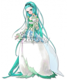 Tales of Hearts Richea Spodune Cosplay Costume