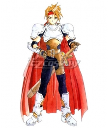 Tales of Phantasia Cress Albane Cosplay Costume