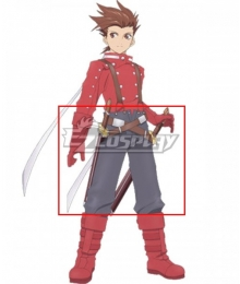 Tales Of Symphonia Lloyd Irving Two Swords Cosplay Weapon Prop