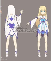 Tales of Symphonia Tales of Asteria Colette Brunel Cosplay Costume