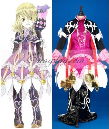 Tales of Xillia Elise Lutus Cosplay Costume
