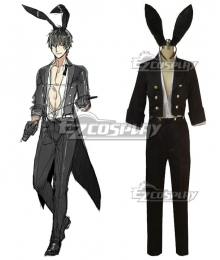 Ten Count 10 Count BL Comic Manga Riku Kurose Rabbit Cosplay Costume