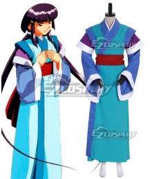 Tenchi Muyo Ayeka Cosplay Costume