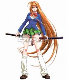 Tenjou Tenge Aya Natsume Cosplay Costume